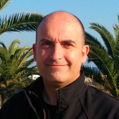 Marc Llinàs, director dels programes municipals d'esport en edat escolar del Consell de l'Esport de Barcelona
